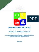 Manual de Compras Univ de Chile