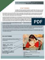 5.- Fauvismo, Expresionismo y Cubismo