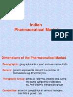 Nmims India Pharma Market