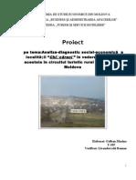 Proiect La Turism Rural s.chiscareni