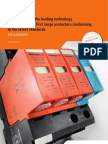 Weidmuller VPU Surge Protection