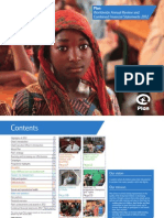 2012 Plan International Annual Review and Accounts
