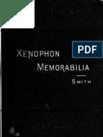 Memorabilia Xenophon 1903 Bw