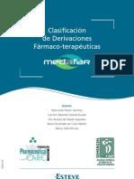 MEDAFAR CDF Clasificación de Derivaciones Fármaco-terapéuticas