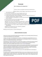 8- prevenção contra controle de mosquitos e criação de vacinas