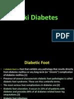 Kaki DiabetesRSMM 2012