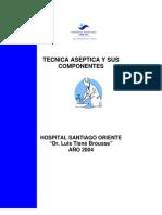 Normas Tecnica Aseptica y Sus Componentes