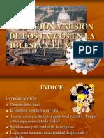 Cap II - Vocacion y Mision de Los Laicos