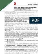 Cálculo de Perdas de Carga Schneider - Manual Técnico