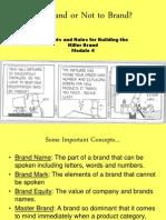 Branding Chapter 16