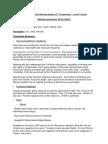 2012, September 13th (COM Minutes)