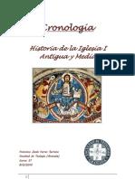 Tabla cronológica del Cristianismo Antiguo