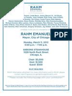 Emanuel Invite