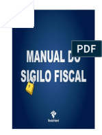 Manual Do Sigilo Fiscal