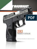 2013 Taurus Catalog