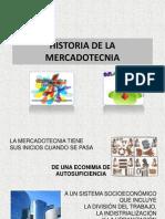Historia de La Mercadotecnia
