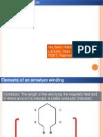 181996454 Electric Circuit Armature Windings Pdf Pdf Inductor