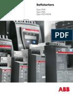 ABB soft starter catalog.pdf