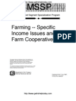IRS Audit Guide for Farming