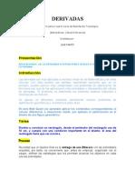 WebQuest- Aplicaciones de La Derivada