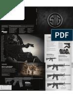 Sig Sauer 2013 Catalog