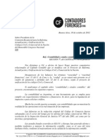 Contadores Forenses ONG solicita cambios a la Comisión Bicameral del Congreso que reforma el Código Civil