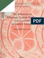 Influence of Ottoman Textiles
