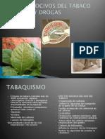 Efectos Nocivos Del Tabaco Alcohol y Drogas