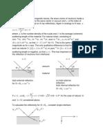 Neutron Reflectivity (2)