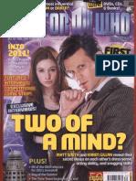 Doctor Who Magazine - February