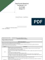4to Grado - Bloque 4 - Formación CyE