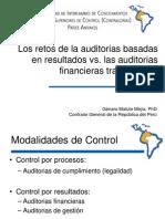 Auditoria de gestión