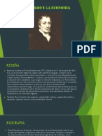 David Ricardo y La Economia
