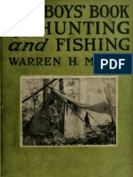 The Boys Book of Hunting and Fishing - Warren H Miller
