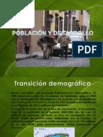 POBLACIÓN Y DESARROLLO