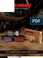 2012 Barnes Hunting Catalog