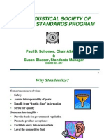 Introduction to Standards-Nov 2007