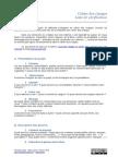 Cahier Des Charges - Liste de vérification