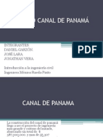 Proyecto Canal de Panama A