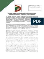 Boletín Informativo 001 - MPC - Reunión Corte Cons.