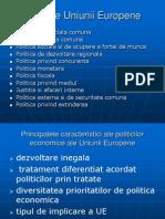 Curs 4 Politicile Economice Ale Ue Si Piata Interna