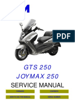 Sym GTS 250 (EN)
