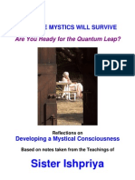 Only the Mystics Will Survive Notes