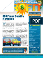 The Profit Newsletter March 2013 for Tampa REIA