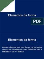 Elementos Da Forma