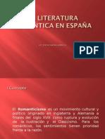 Romanticismo Espanol