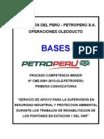 Petroperu Bases