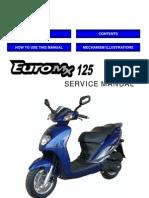 Sym  Euro MX 125 (EN)