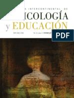 Revista Intercontinental de Psicología y Educación Vol. 15, núm. 1