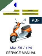 Sym Mio 50 - 100 (EN)